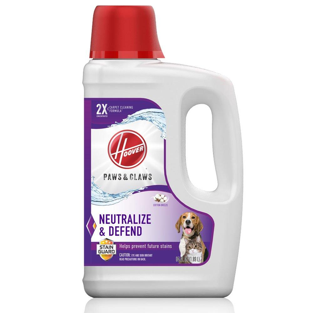 Paws & Claws Carpet Cleaning Formula with Stainguard 64oz1