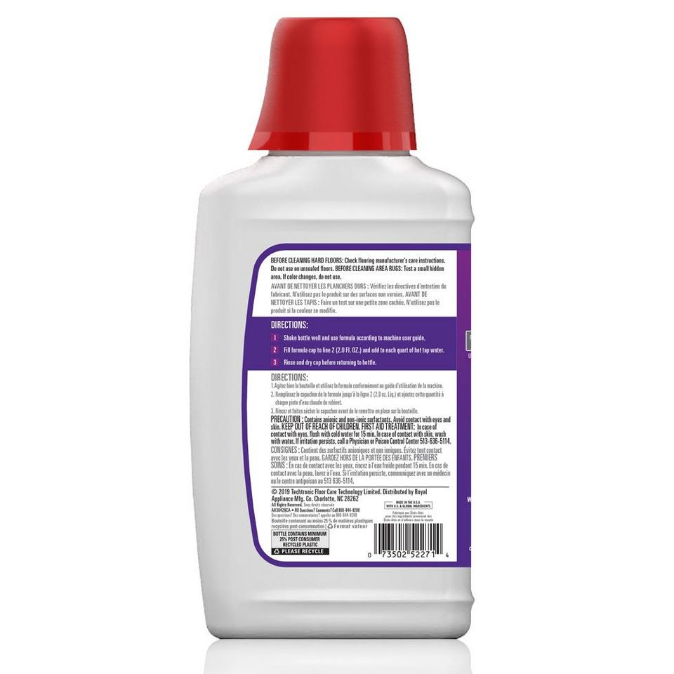 Hoover Paws & Claws Multi-Surface Cleaning Formula 32oz - AH30429CA