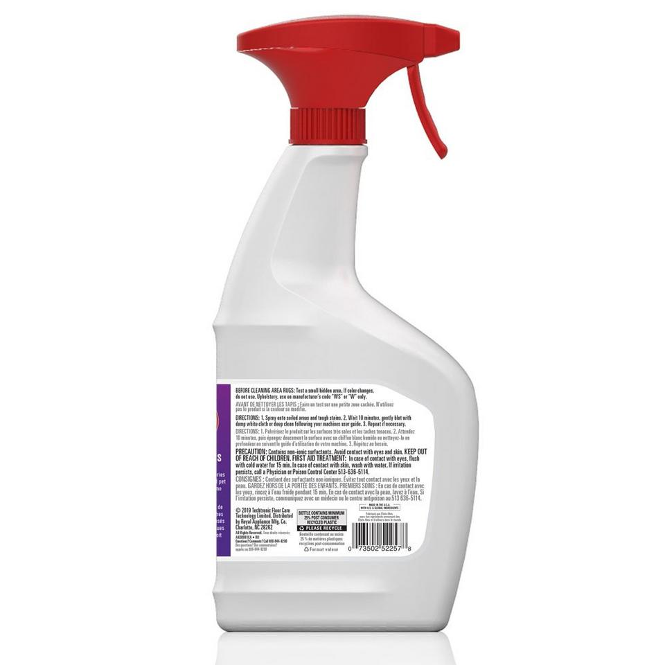 Hoover Paws & Claws Stain Remover 22oz - AH30901CA