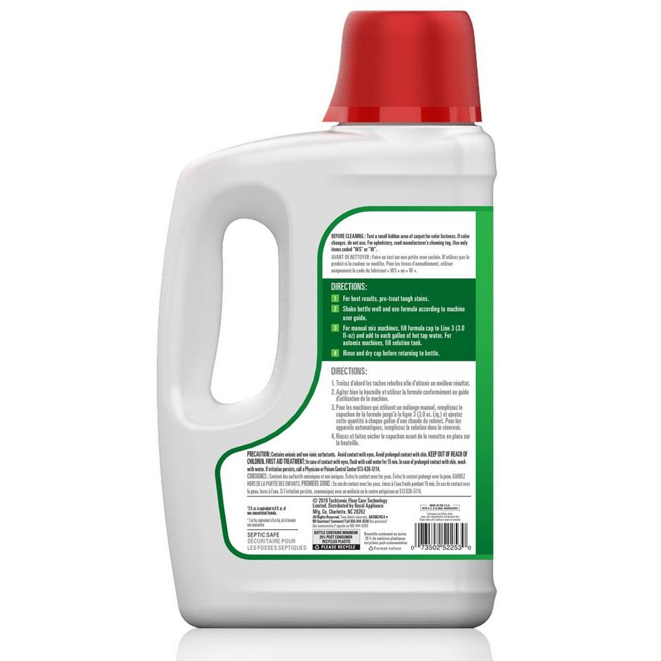 Hoover Renewal Carpet Cleaning Formula 64 oz. - AH30924CA