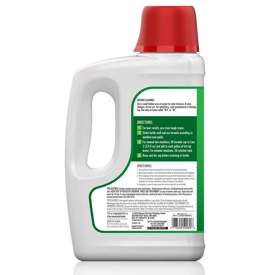 Renewal Carpet Cleaning Formula 64oz - AH30924