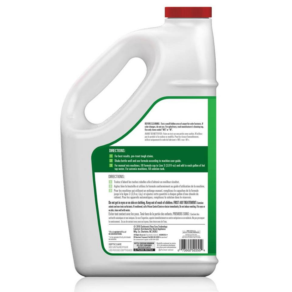 Hoover Renewal Carpet Cleaning Formula 128 oz. - AH30932CA