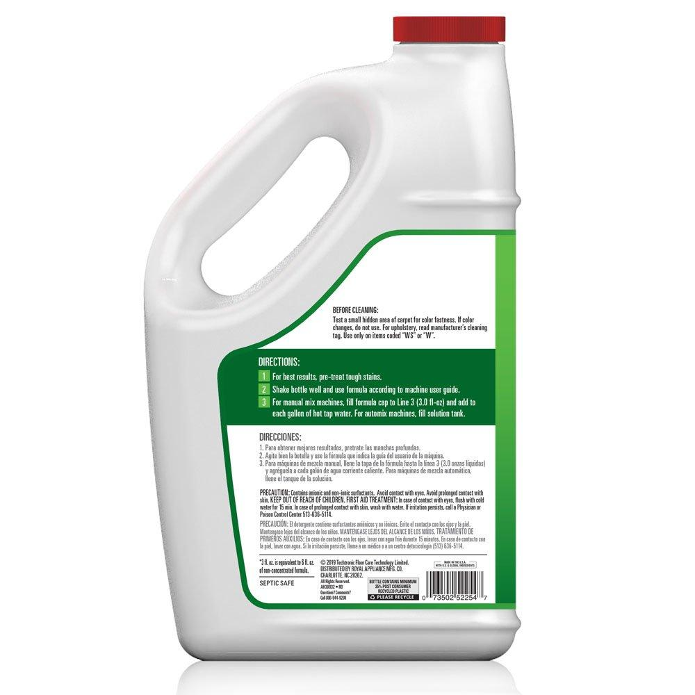 Renewal Carpet Cleaning Formula 128oz2