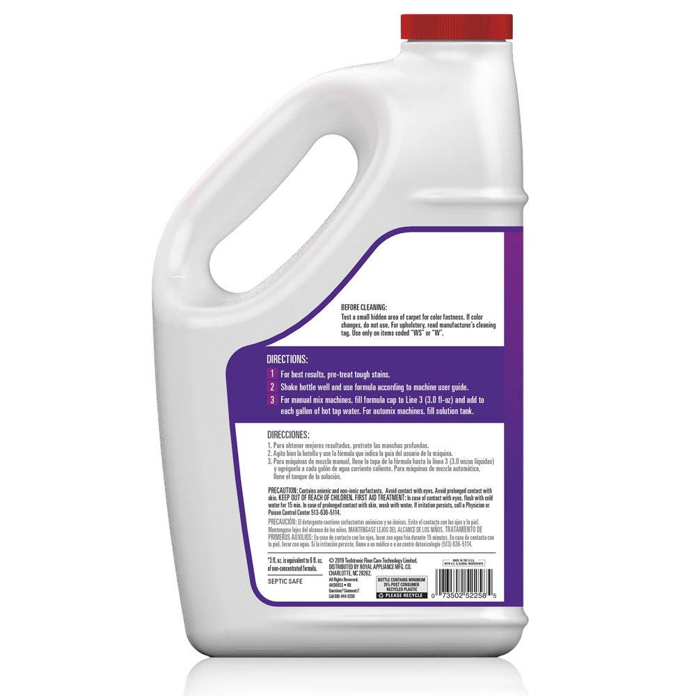 Paws & Claws Carpet Cleaning Formula 128oz2