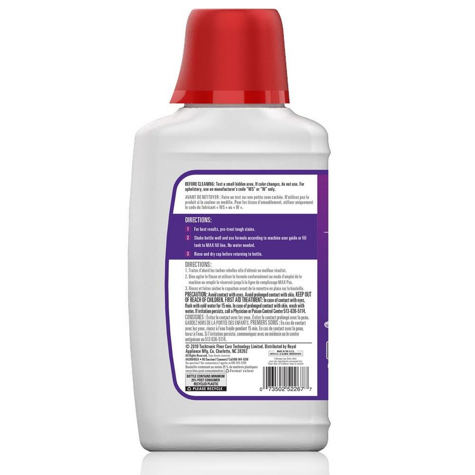 Paws & Claws Pre-Mixed Carpet Cleaning Formula 32oz - AH30940CA