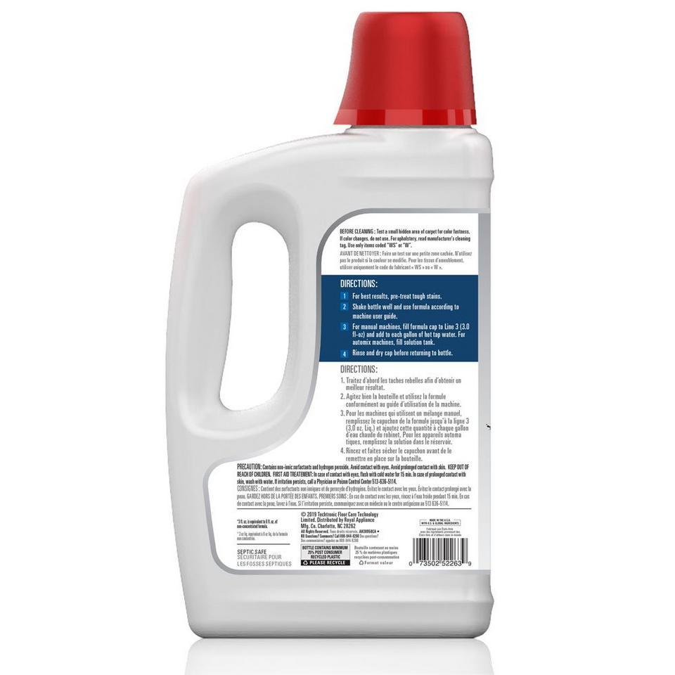 Oxy Carpet Cleaning Formula 50oz - AH30950CA
