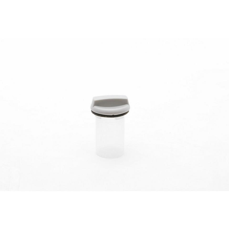 Solution Tank Cap Assembly Silver - 300594018