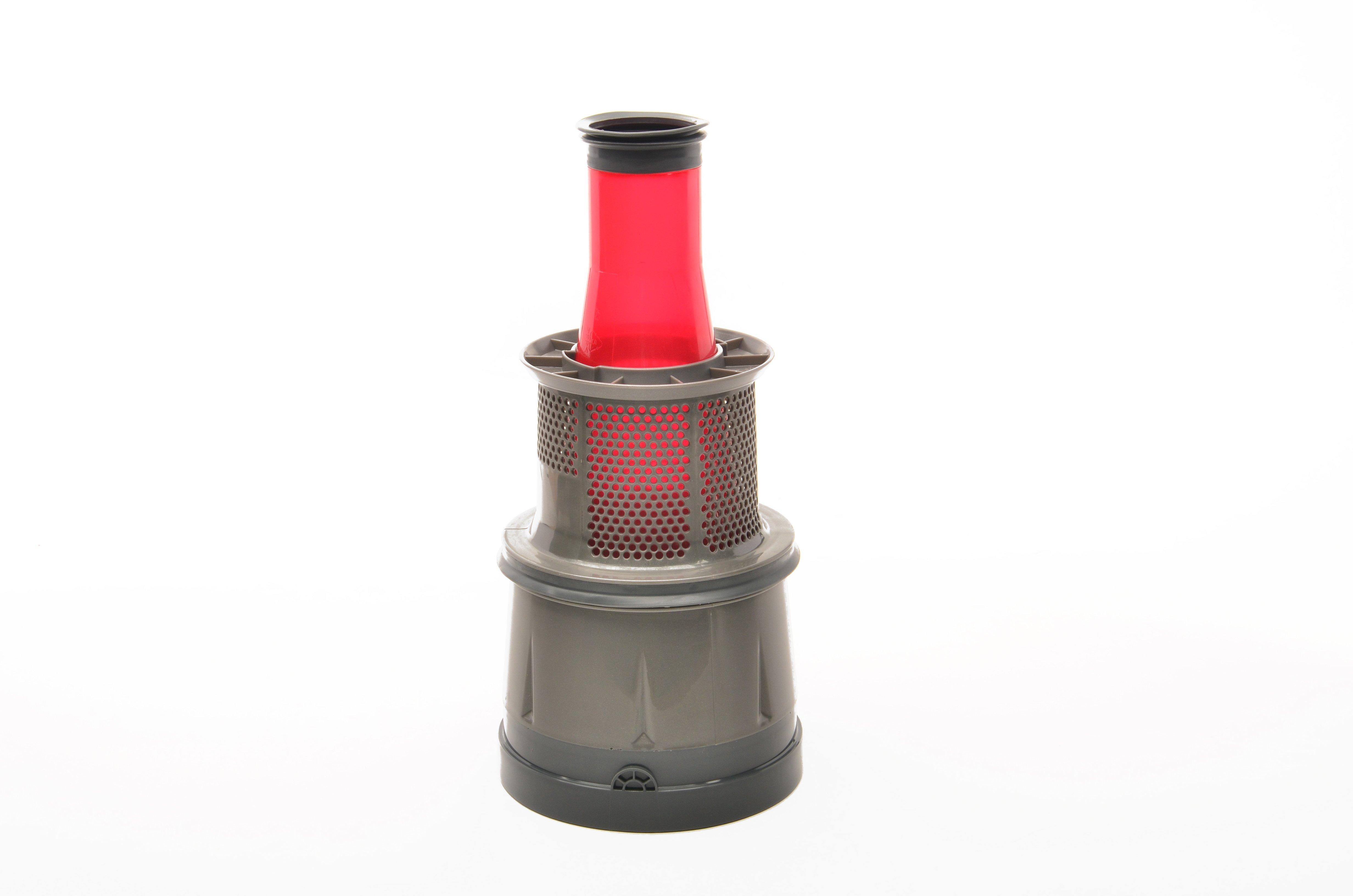 Upright Vacuum Cyclone Filter Assembly