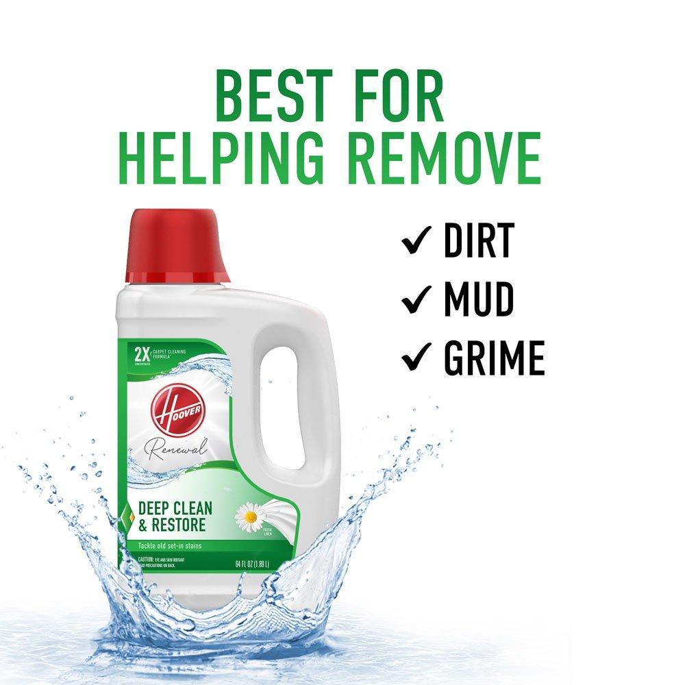 Renewal Carpet Cleaning Formula 64oz3