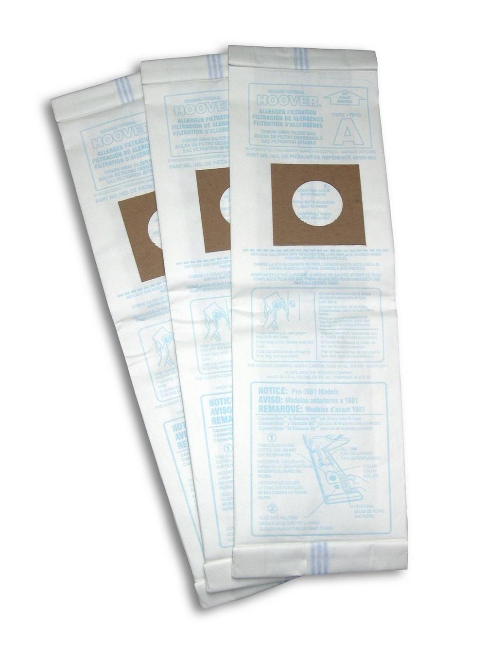 Type A Allergen Bag - 3 Pack7
