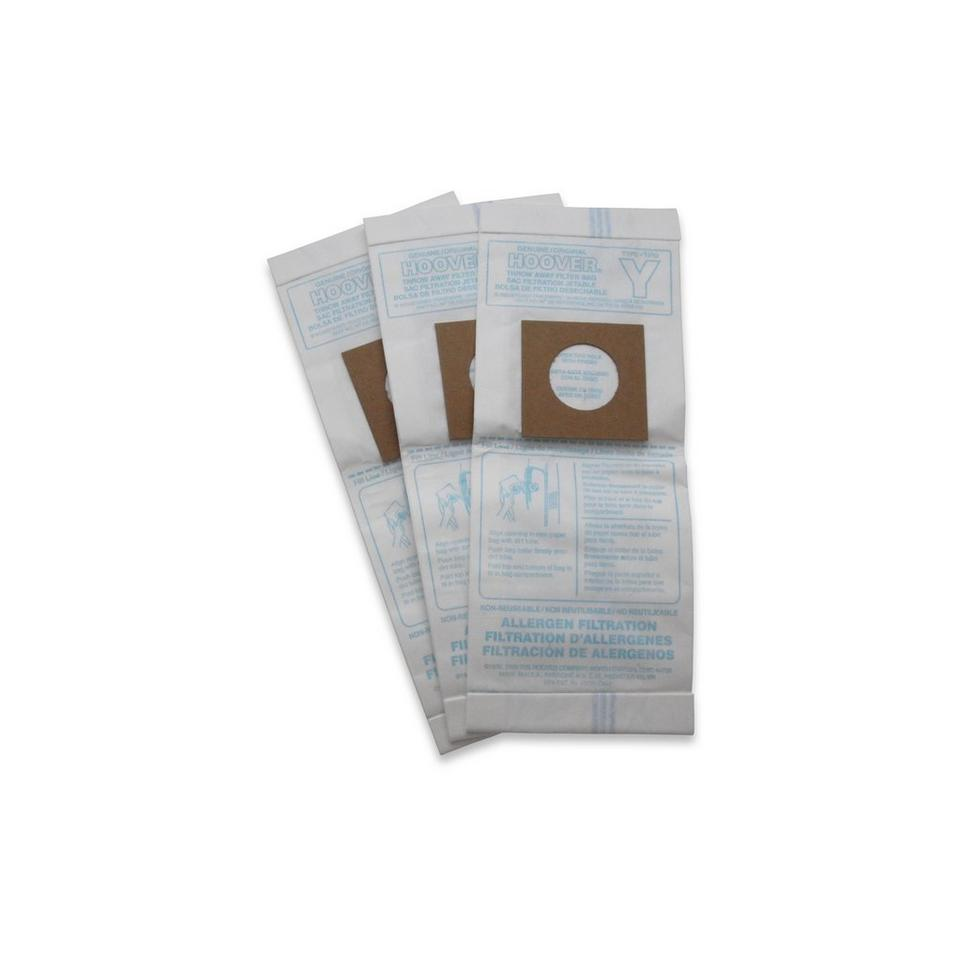 Type Y Allergen Bag - 3 Pack - 4010100Y