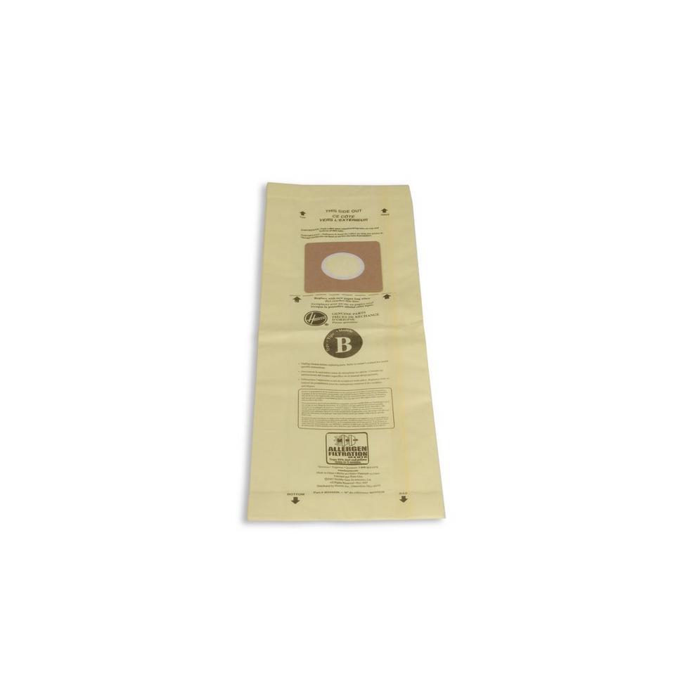 Type B Allergen Bag - 4010102B