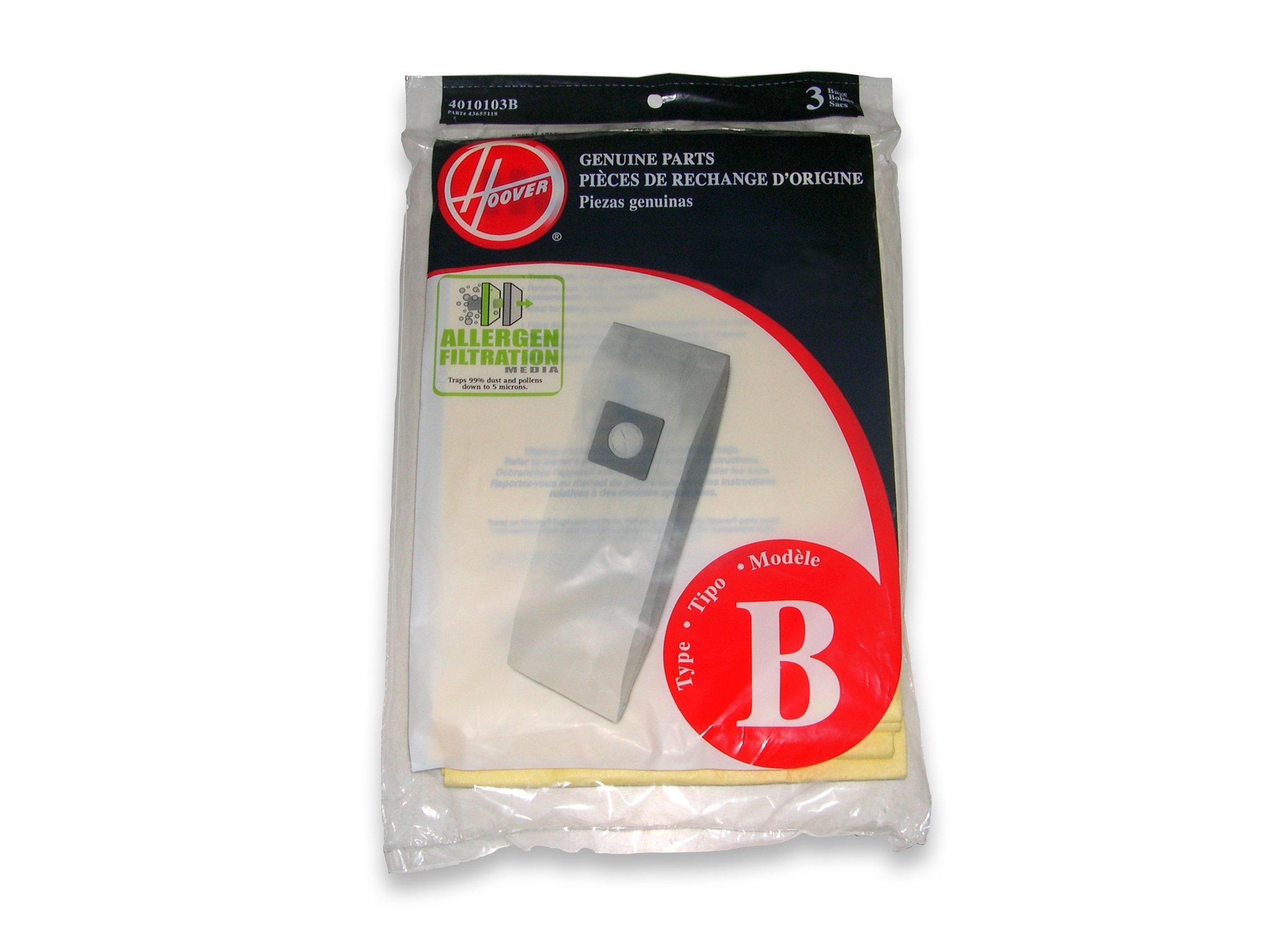 Type B Allergen Bag - 3 Pack