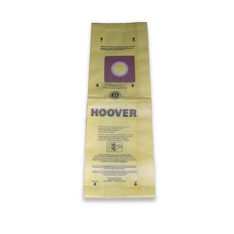 Type B Allergen Bag - 3 Pack - 4010103B