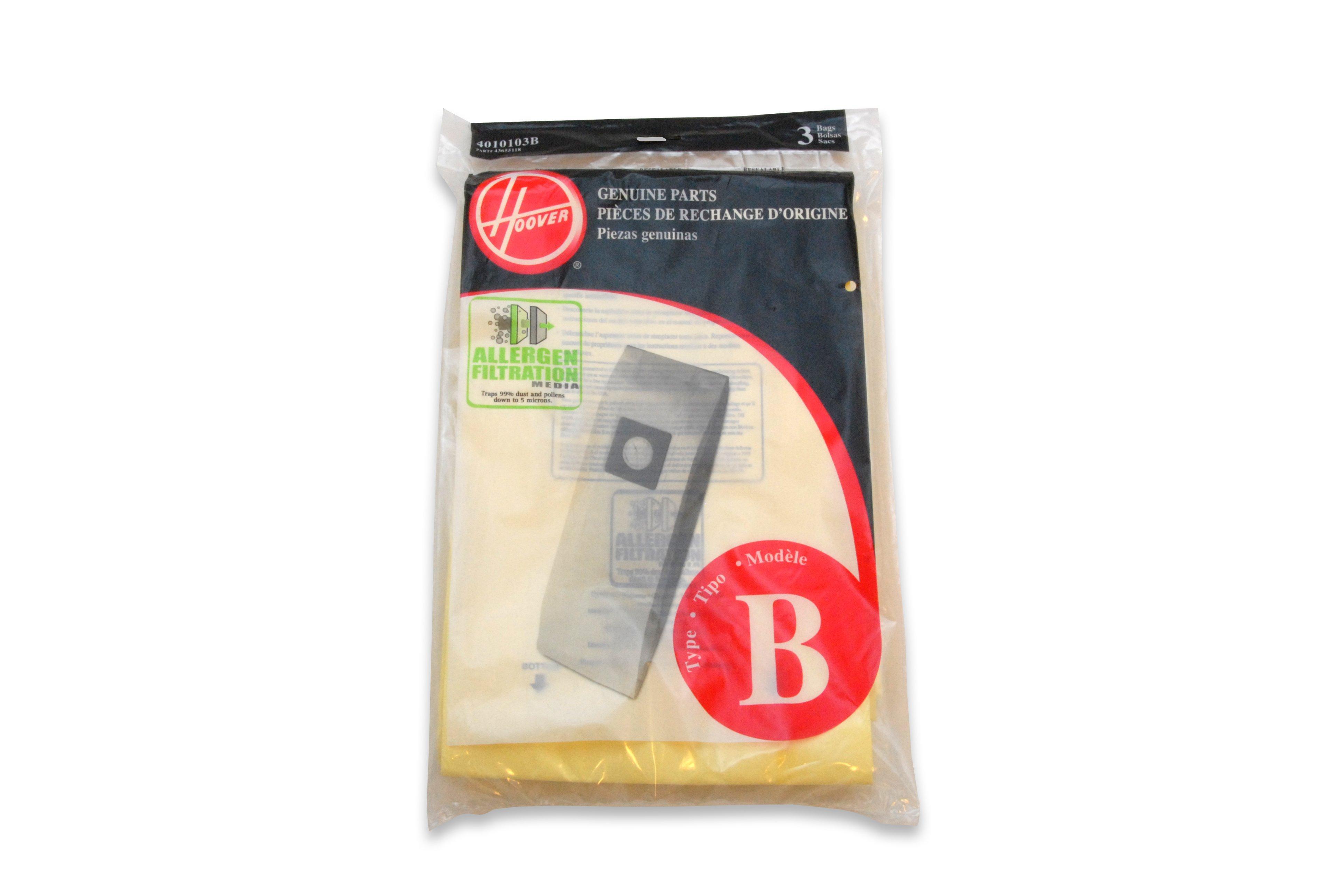Type B Allergen Bag - 3 Pack4