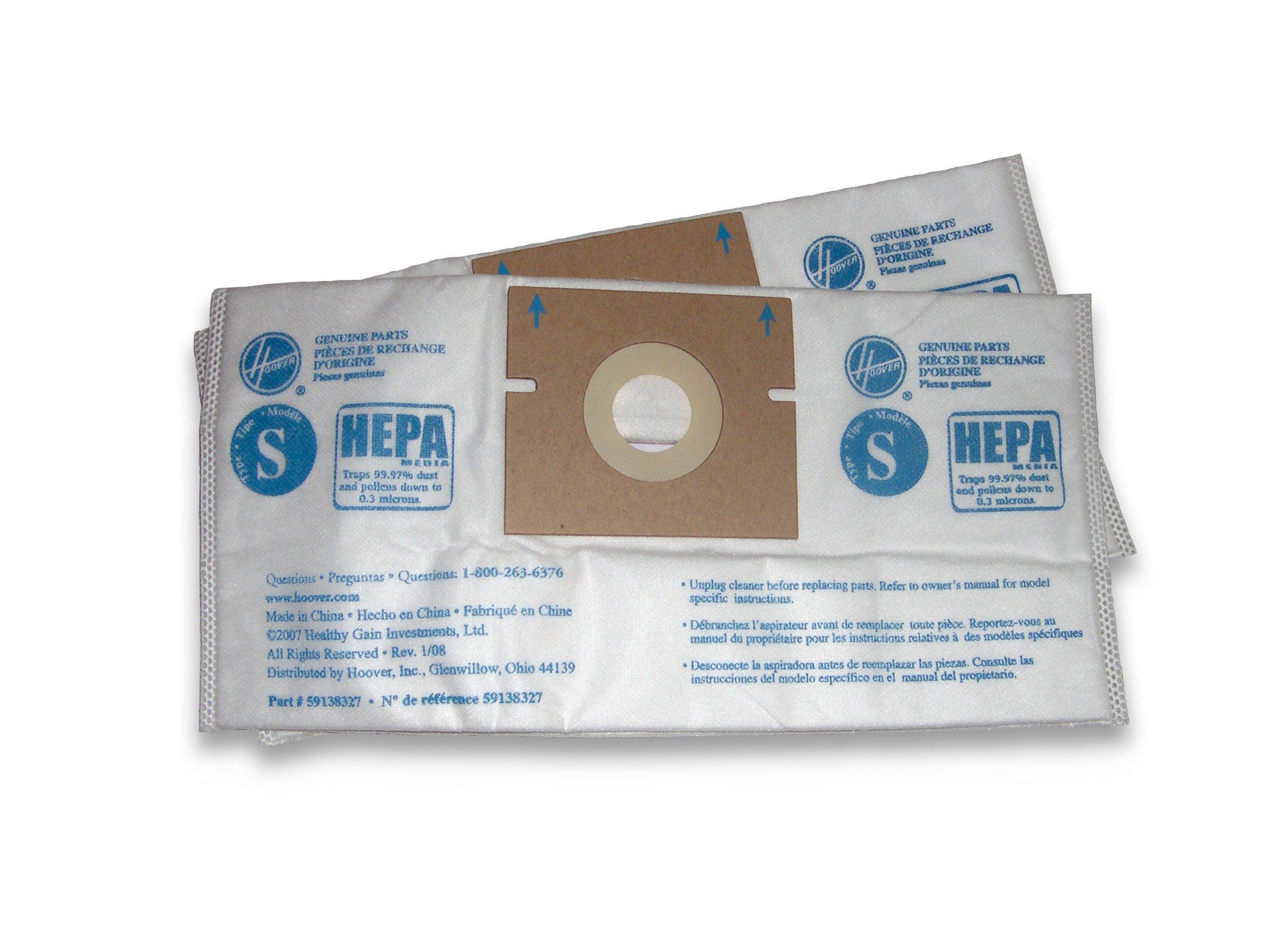 Type S HEPA Bag - 2 Pack3