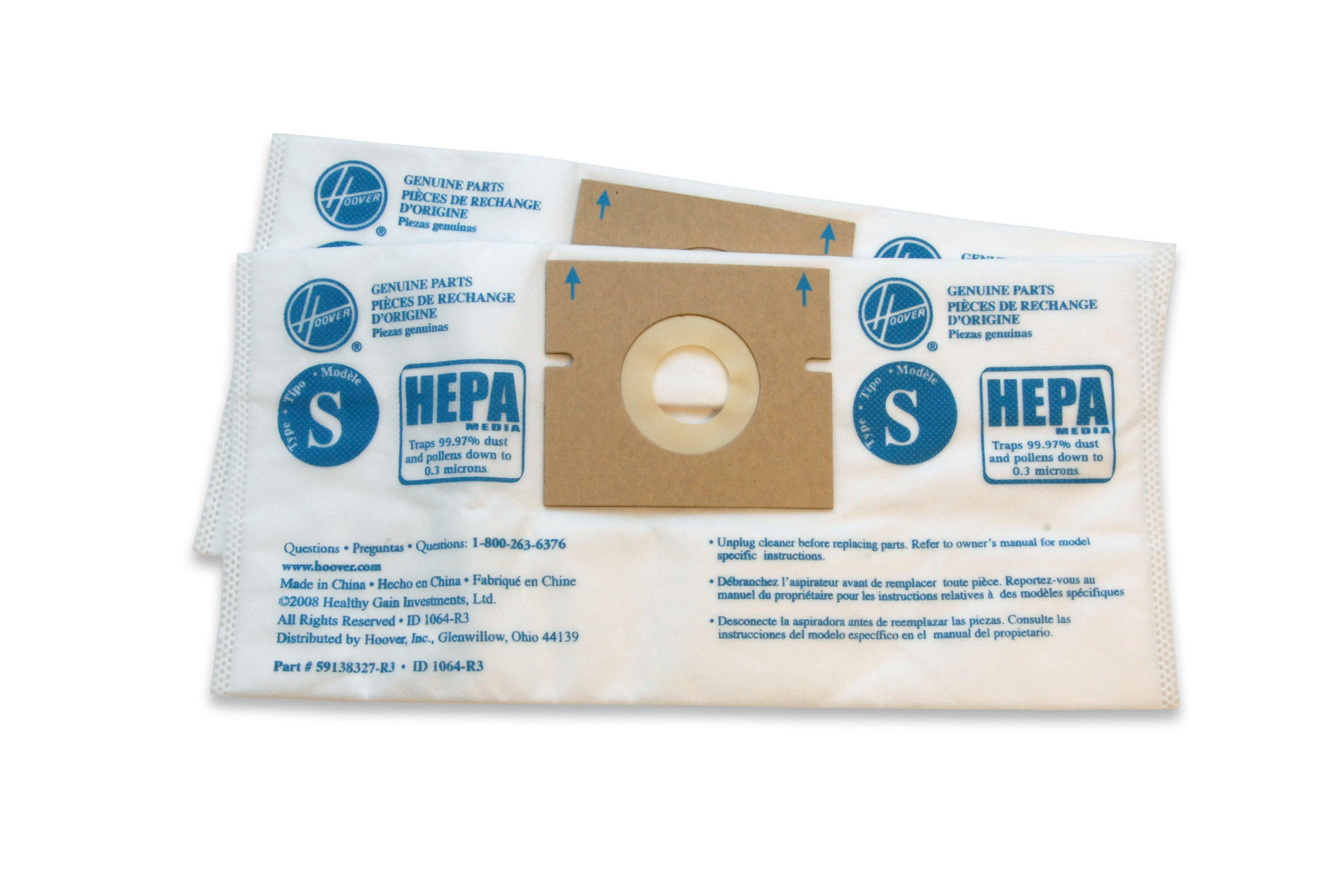 Type S HEPA Bag - 2 Pack4