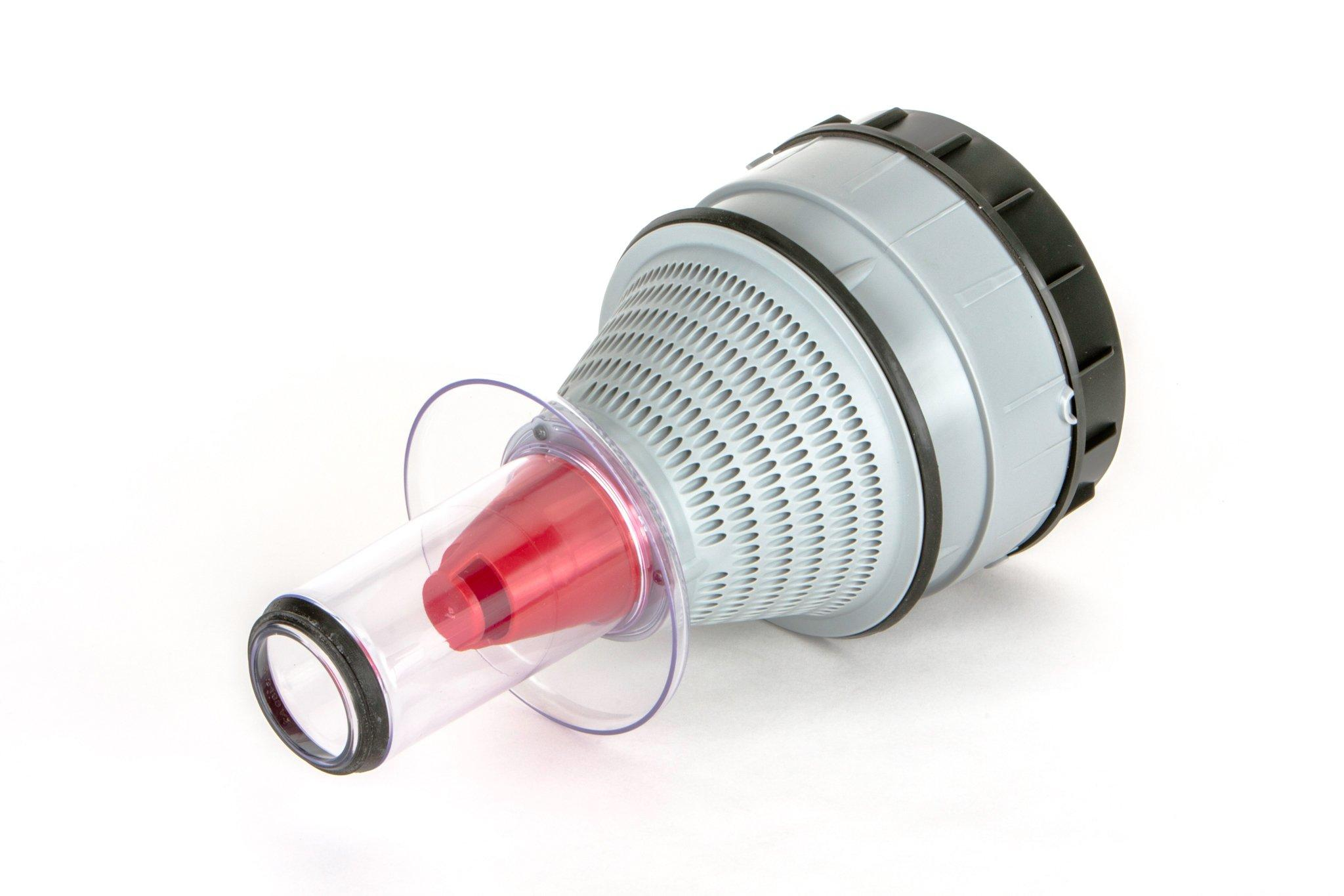 Upright Vacuum Dirt Cup- Cyclonic Filter