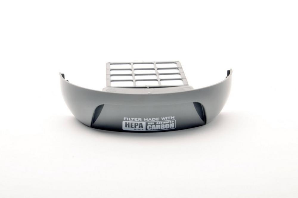 Rewind Bagless Filter Assembly, Exhaust HEPA1