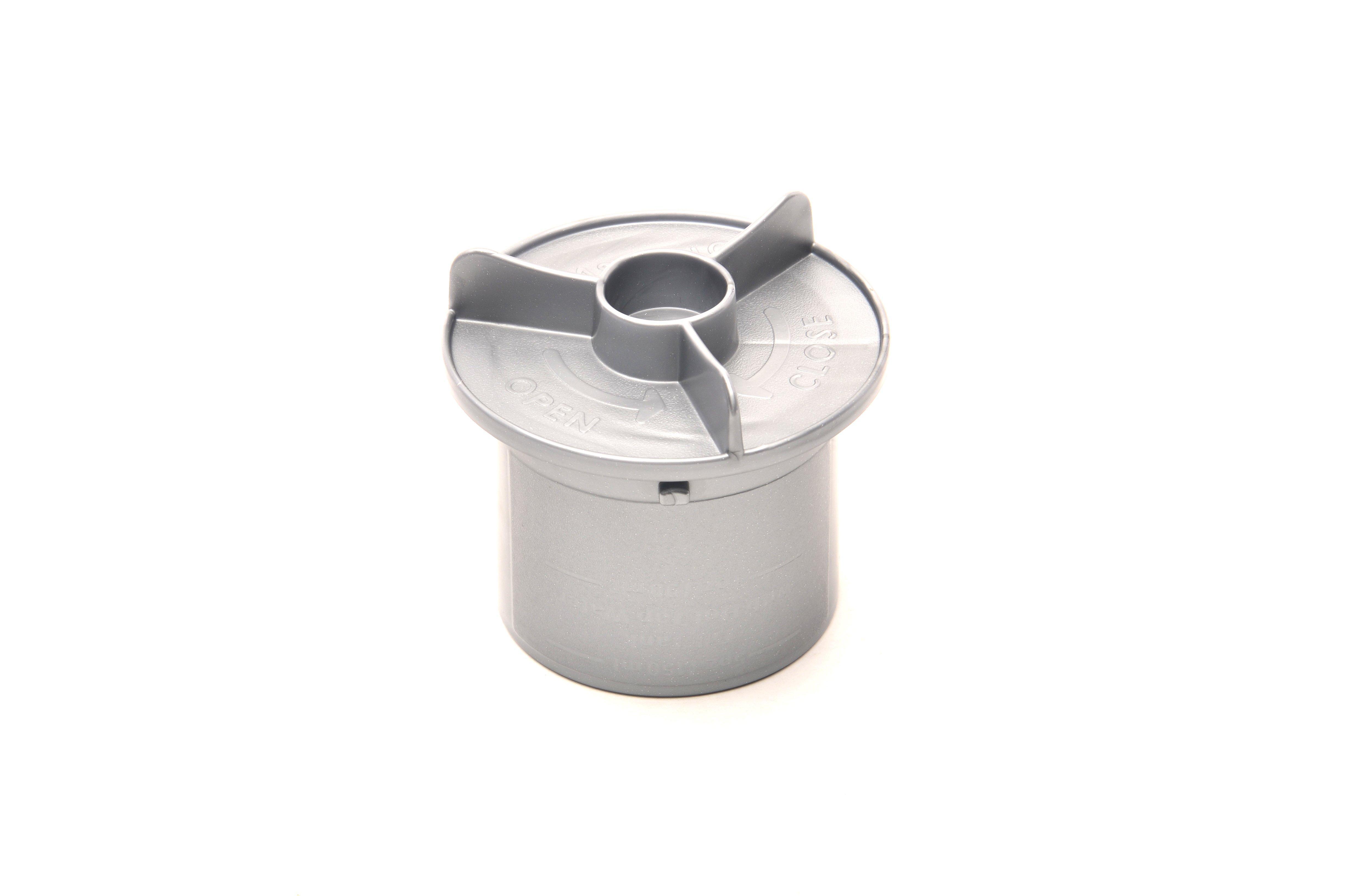 Gray Solution Tank Cap