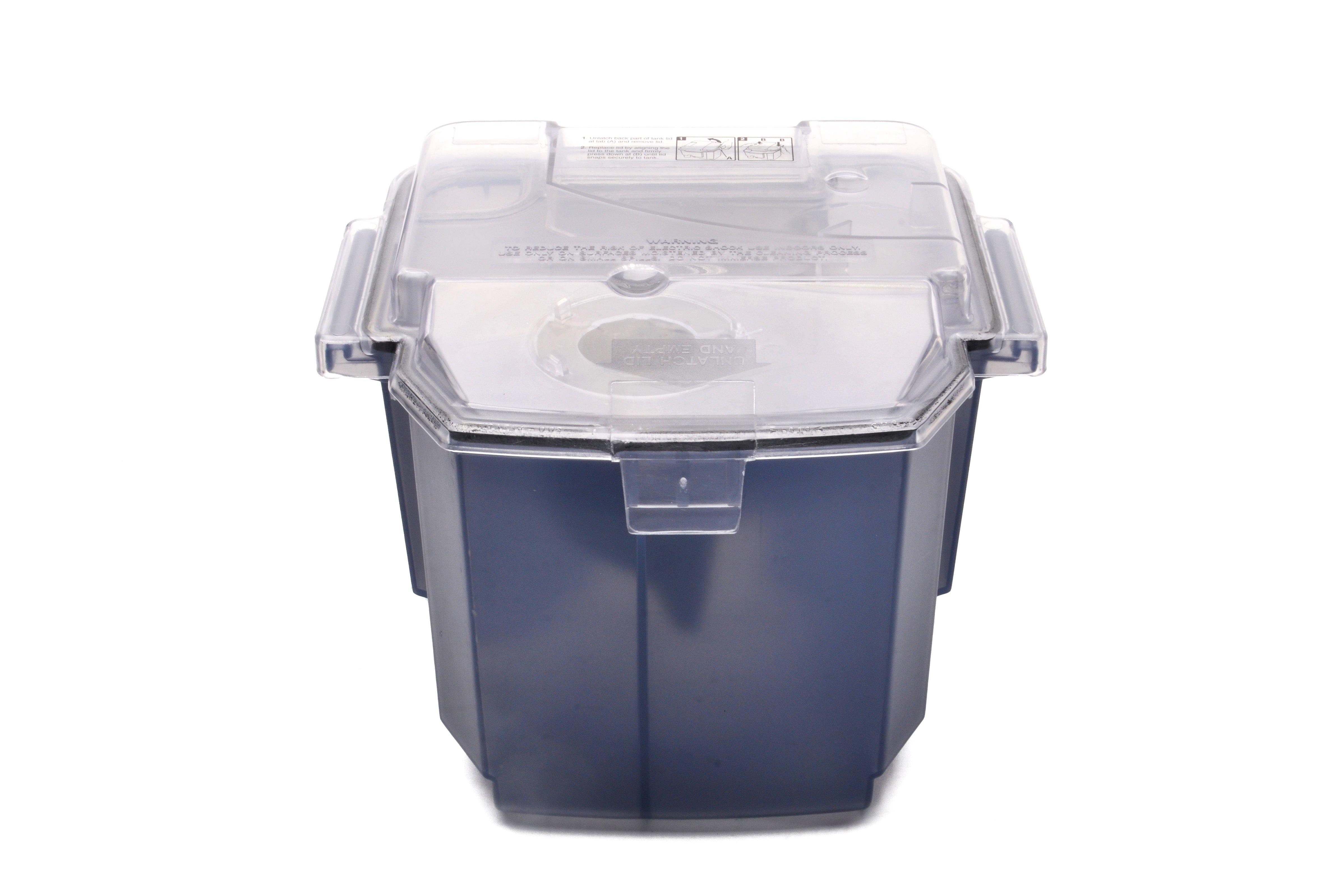 Dirty Water Tank w/ Lid for SteamVac Carpet Washer