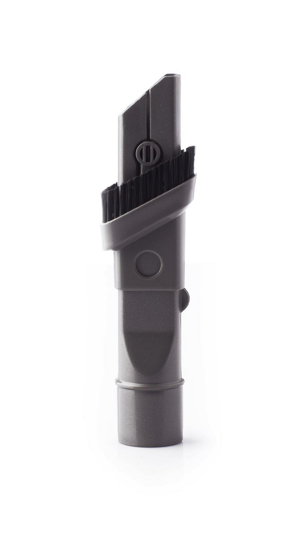 2-in-1 Crevice + Dusting Brush Tool for Hoover Bagless Uprights