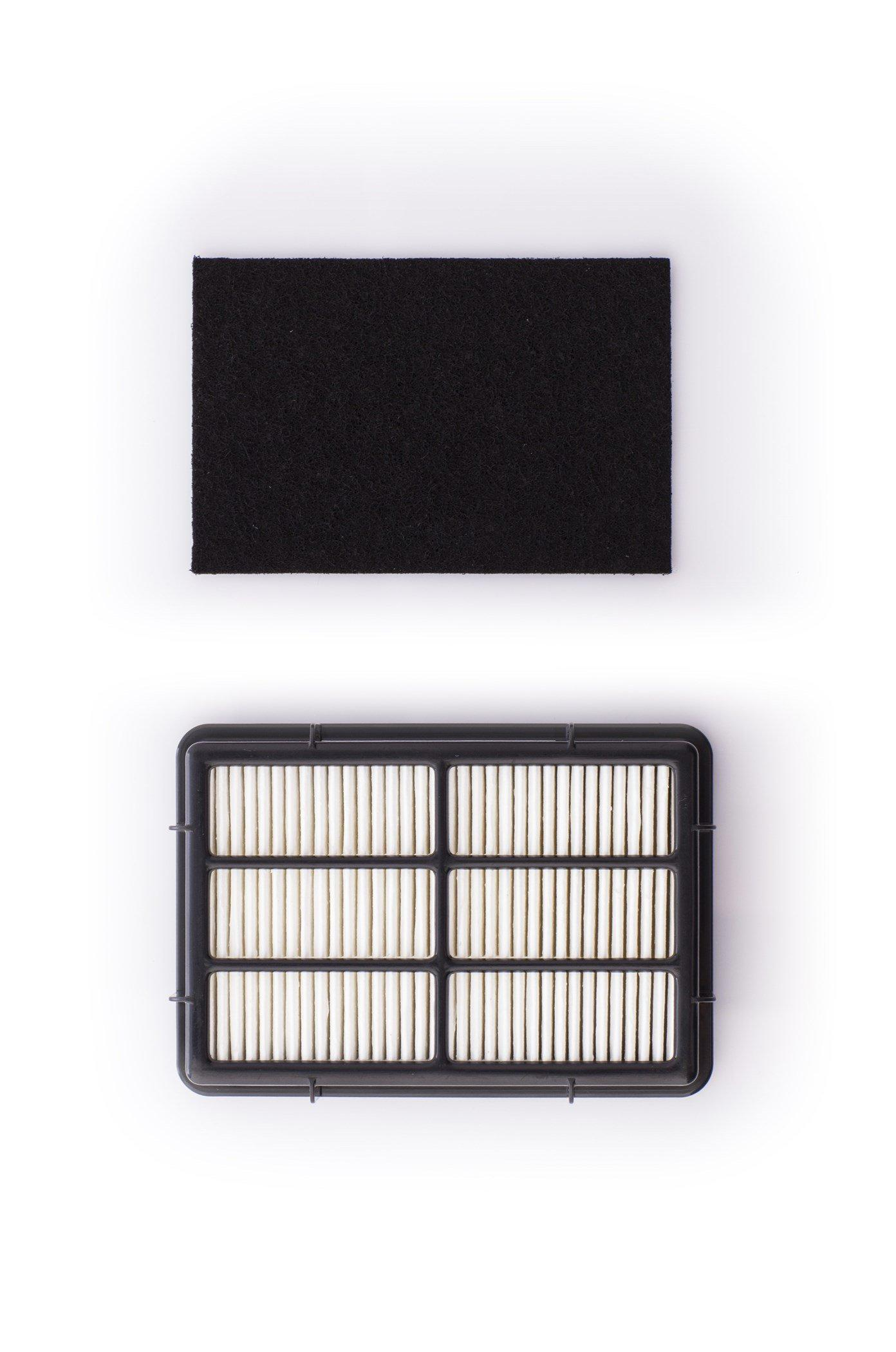 Elite Max Capacity Filter-Exhaust W/ Carbon Filter