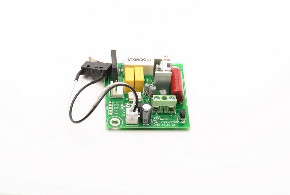 Nozzle, PCB W/Microswitch