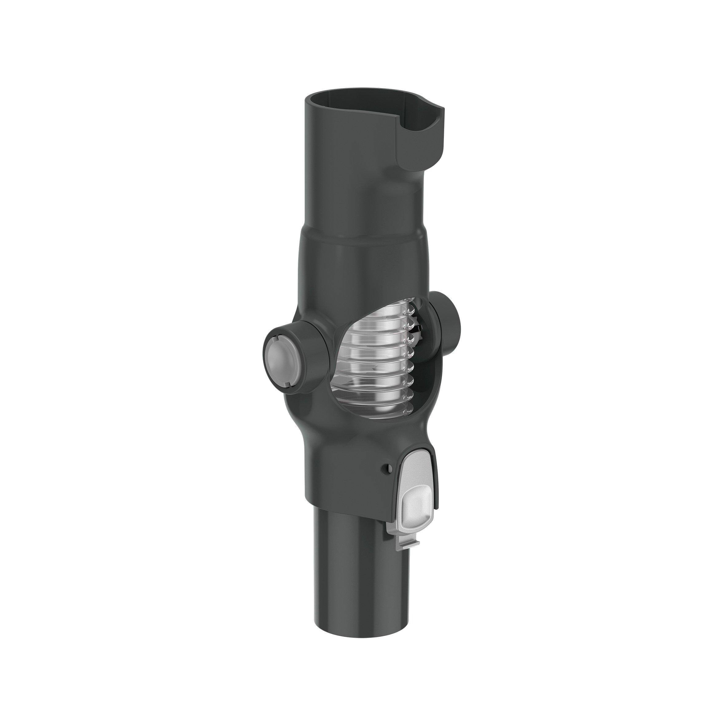 Pole Vac Articulating Knuckle Tool