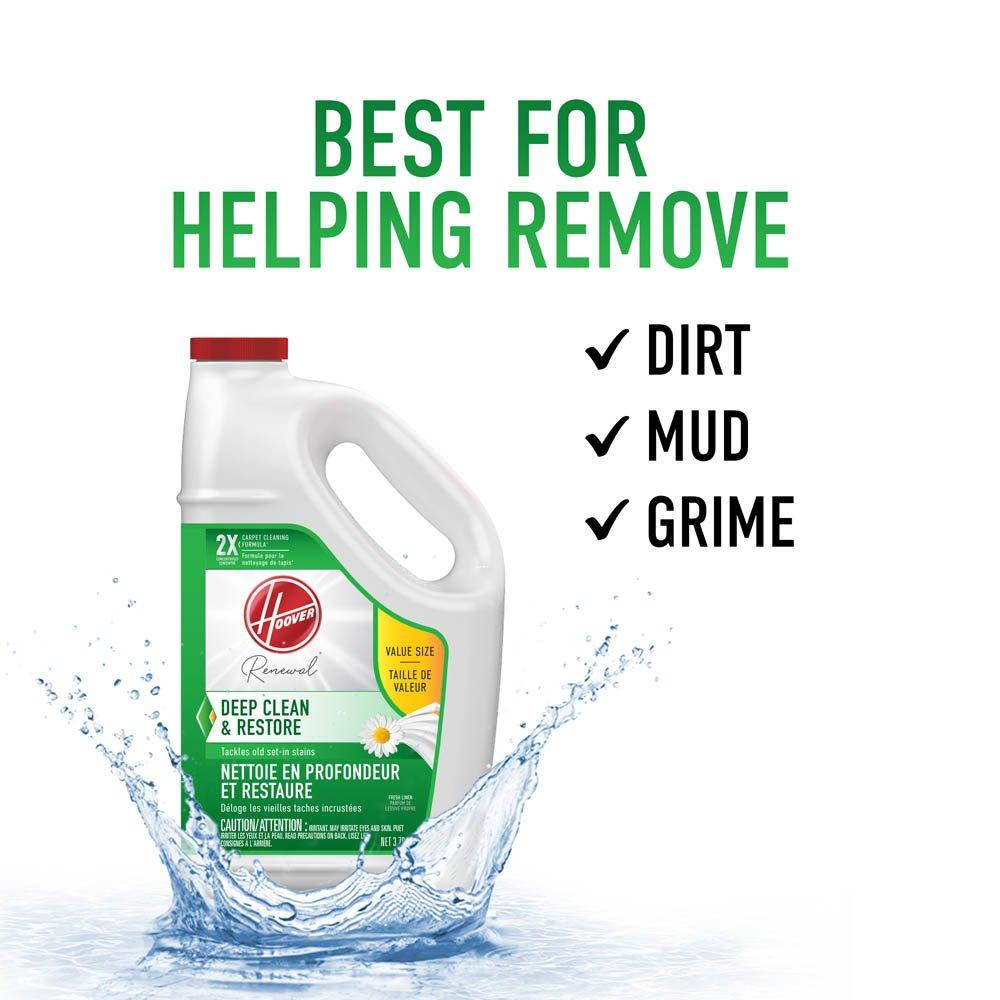 Renewal Carpet Cleaning Formula 128 oz.4