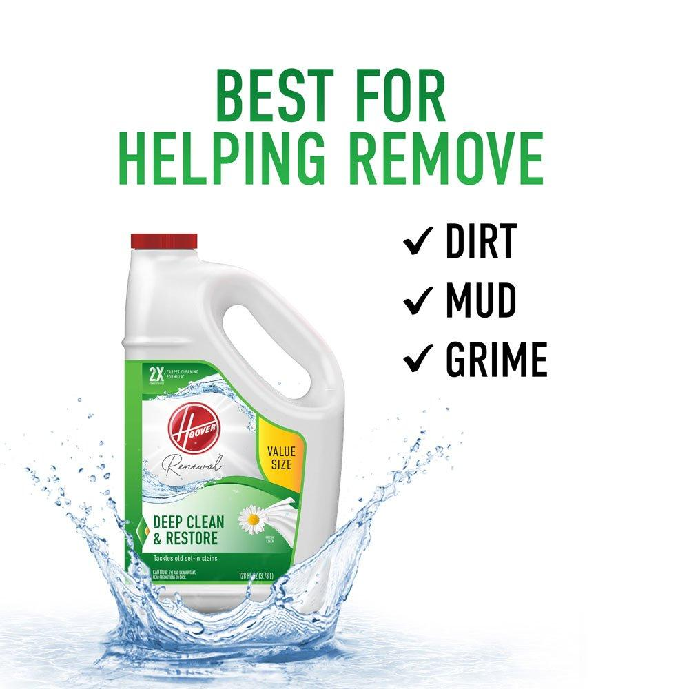 Renewal Carpet Cleaning Formula 128oz4