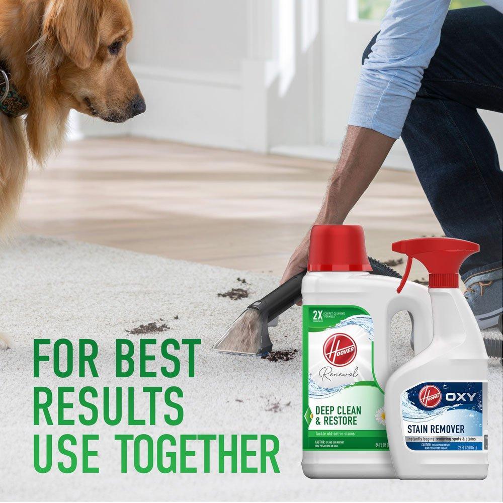 Renewal Carpet Cleaning Formula 64oz5