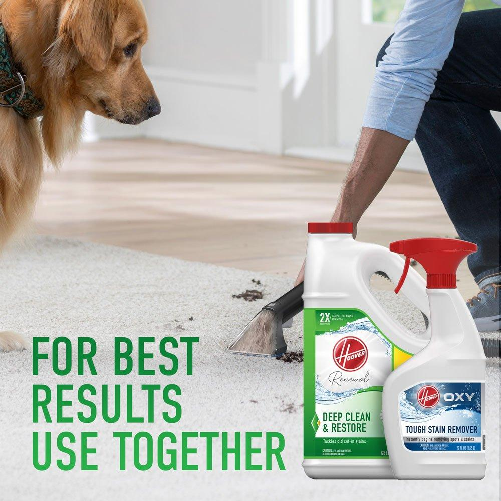 Renewal Carpet Cleaning Formula 128oz5