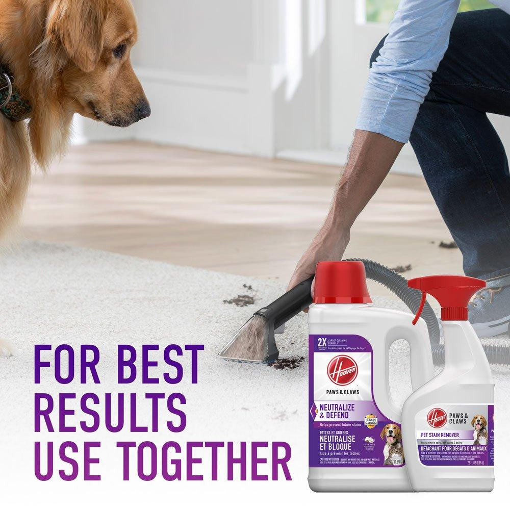 Hoover Paws & Claws Stain Remover 22oz6