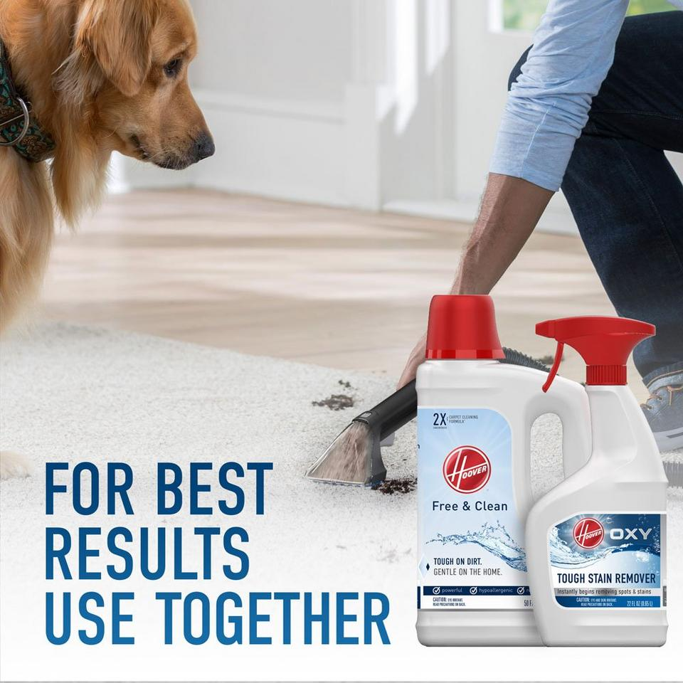Hoover Free & Clean Carpet Cleaning Formula 50 oz.  - AH30952