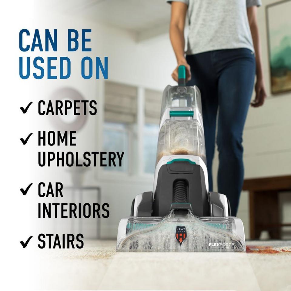 Hoover Oxy Carpet Cleaning Formula 50oz - AH30950CA