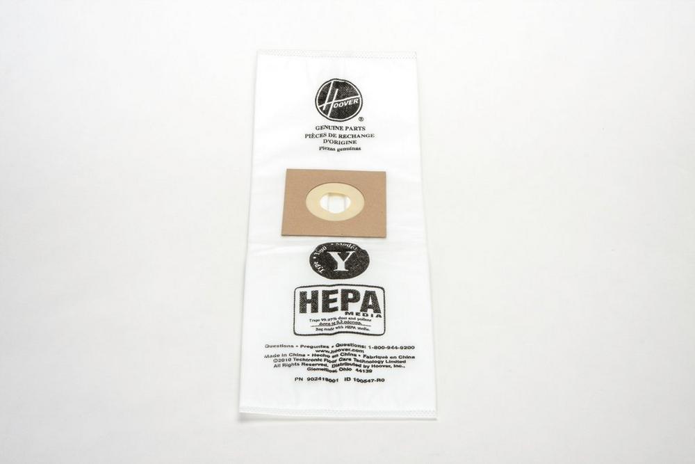 Type Y HEPA Bag1
