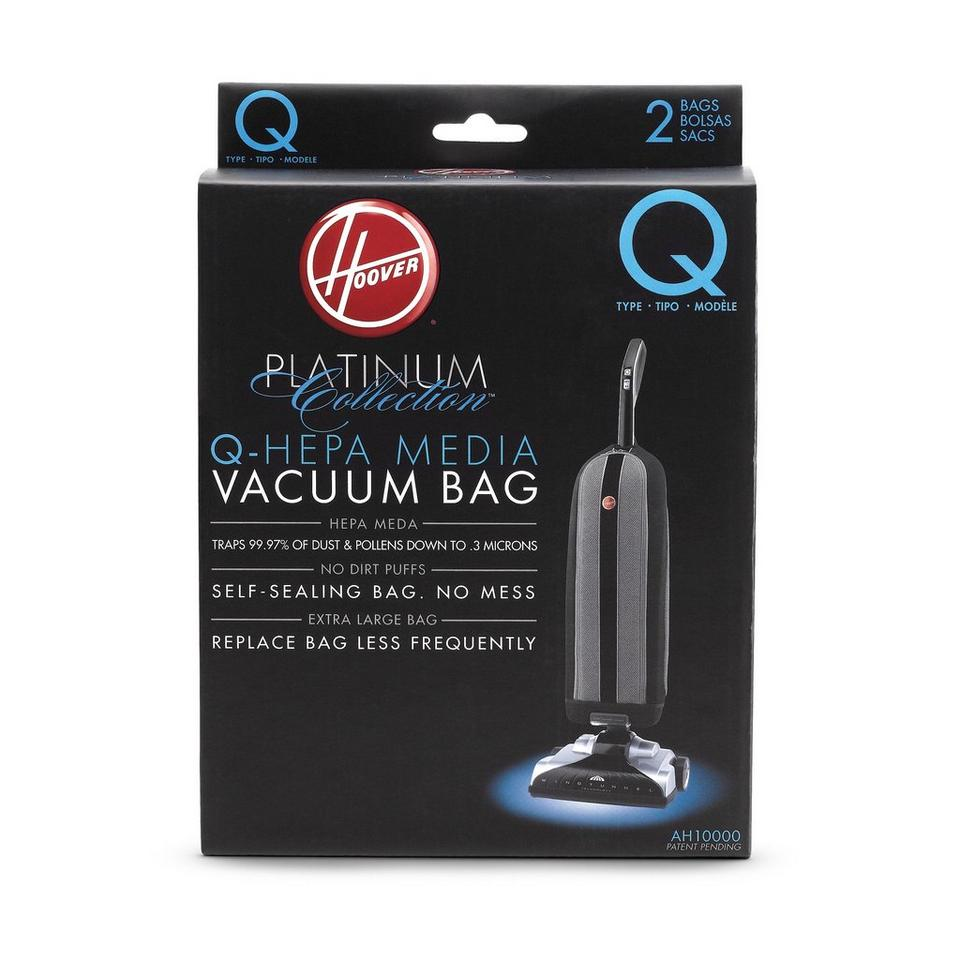 Platinum Type-Q HEPA Vacuum Bag (2-Pack) - AH10000