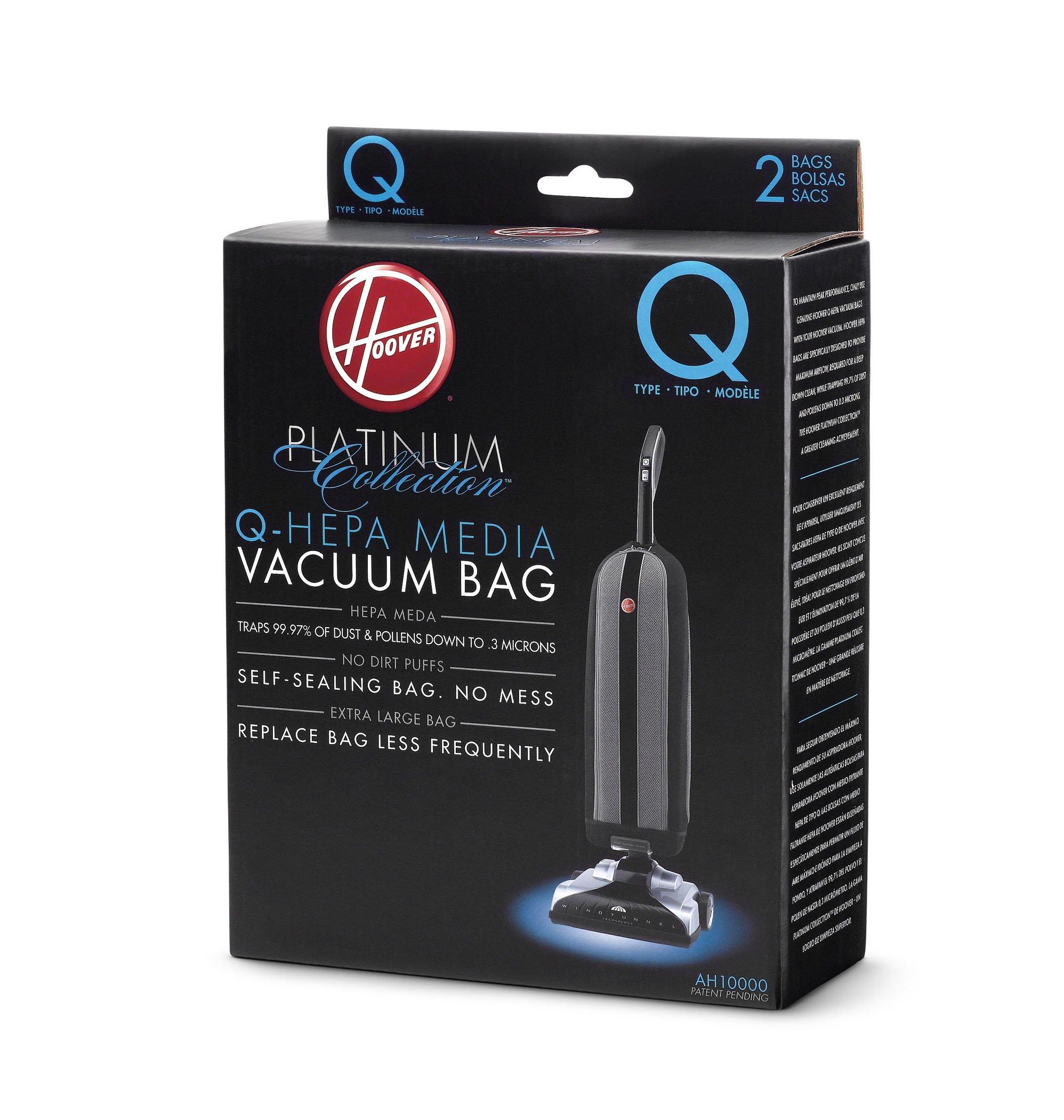 Platinum Type-Q HEPA Vacuum Bag (2-Pack)2