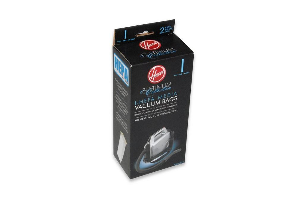 Type I HEPA Bag - 2 Pack3