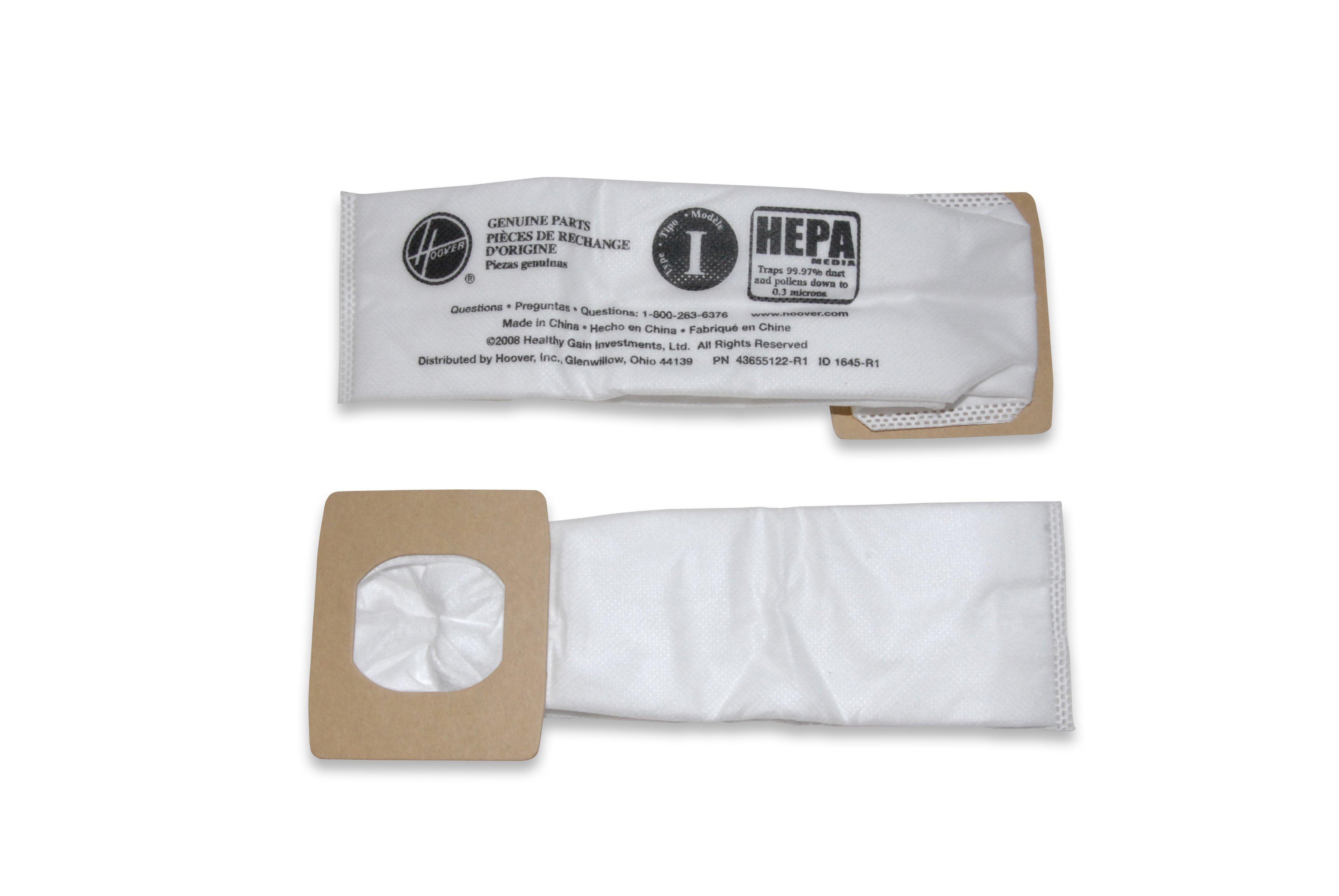 Type I HEPA Bag - 2 Pack4