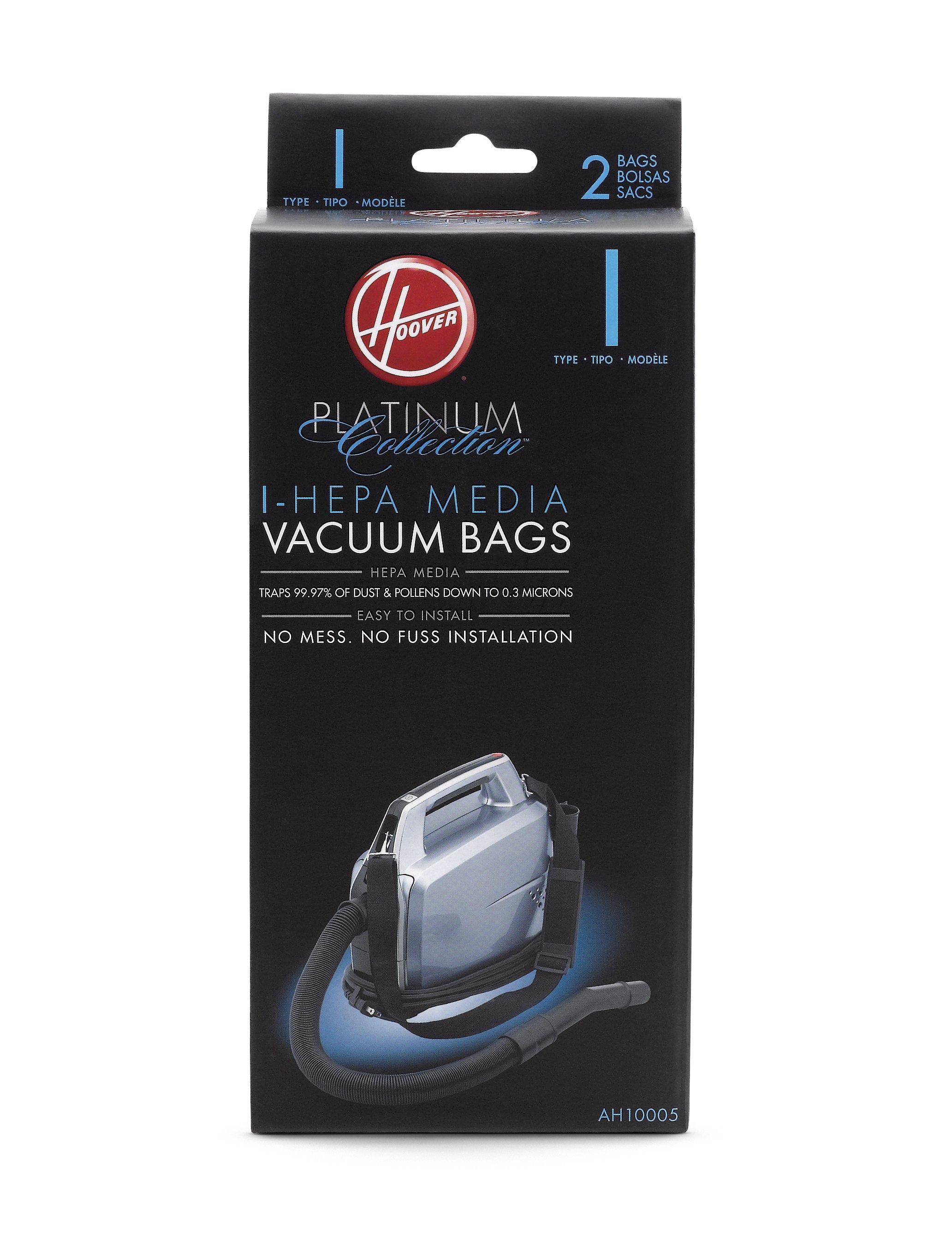 Type I HEPA Bag - 2 Pack5