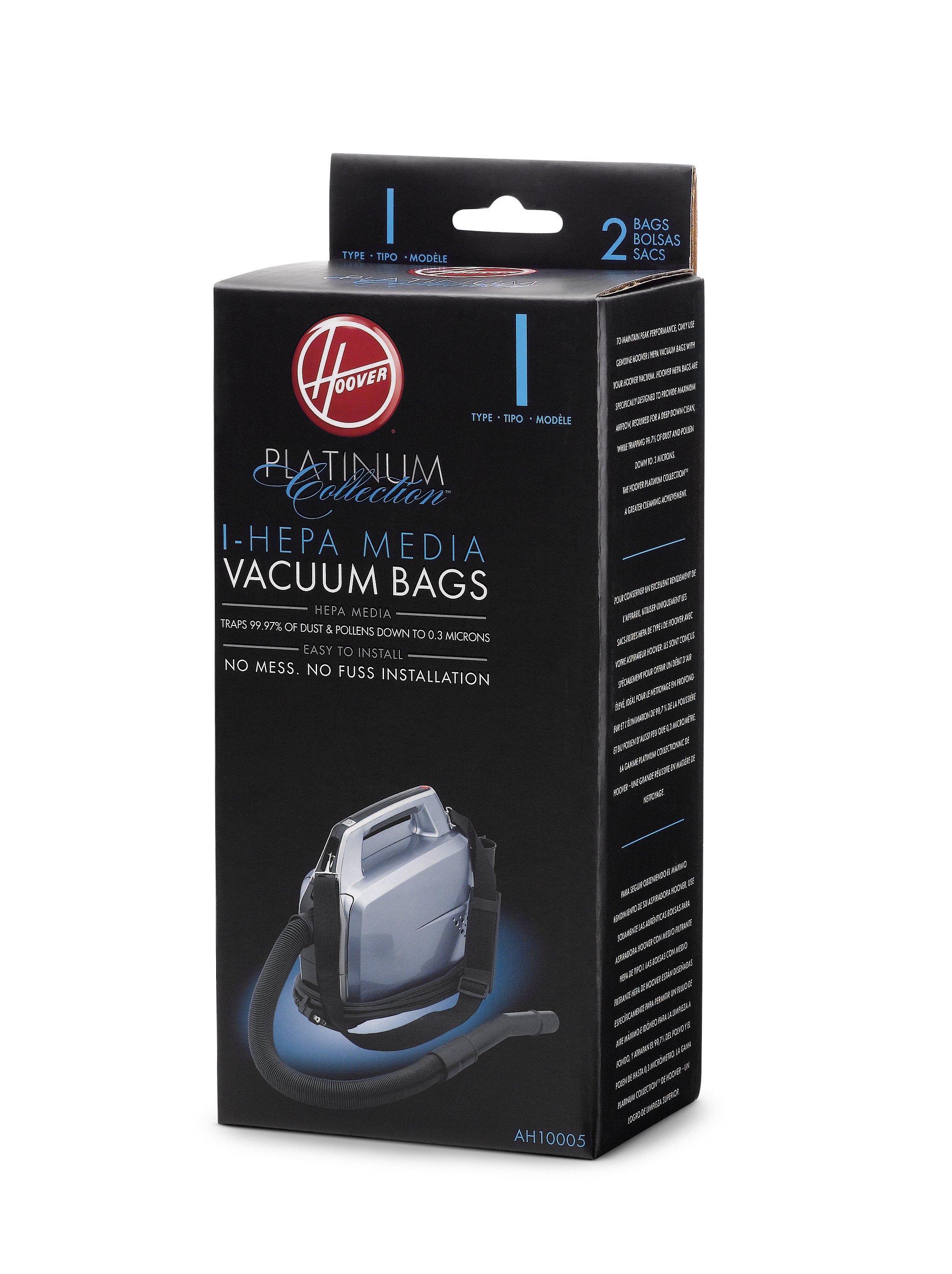 Type I HEPA Bag - 2 Pack6