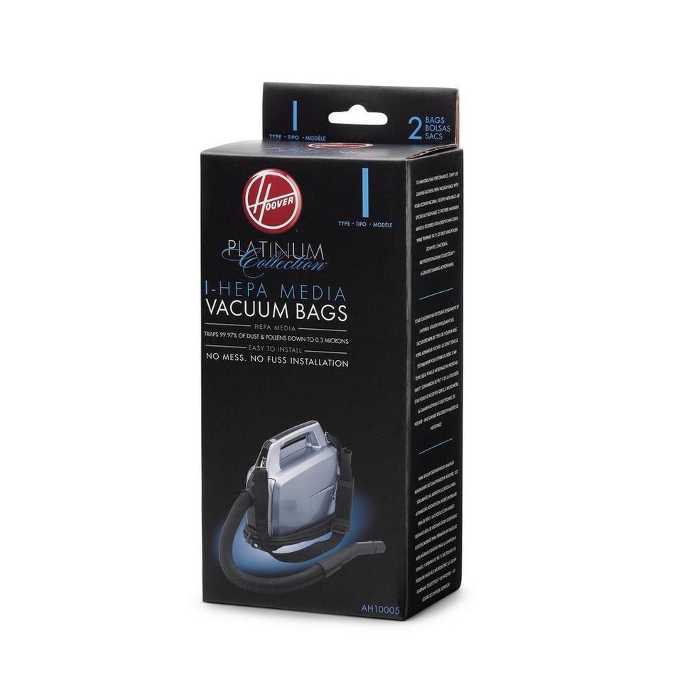Type I HEPA Bag - 2 Pack - AH10005