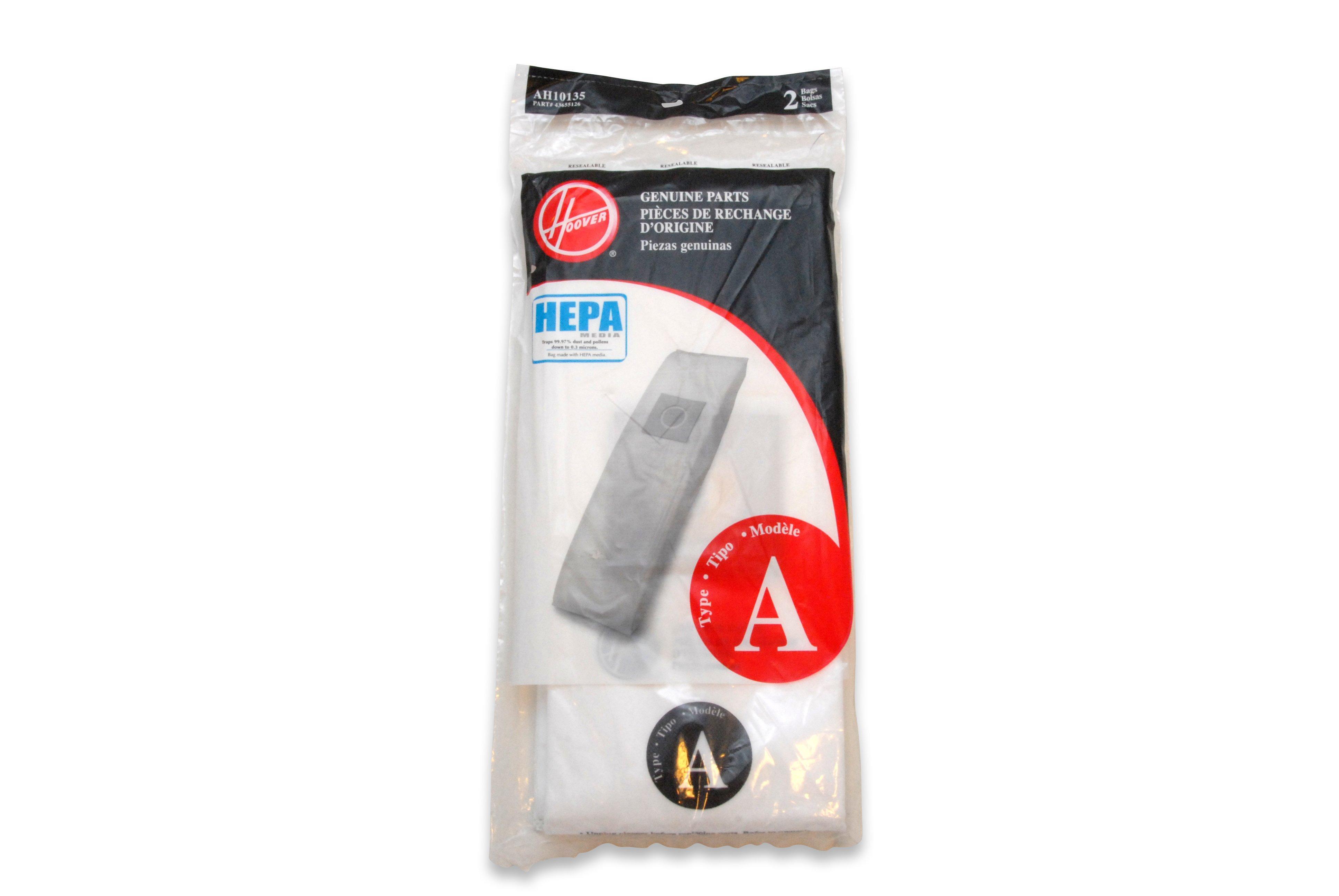 Type A HEPA Bag - 2 Pack