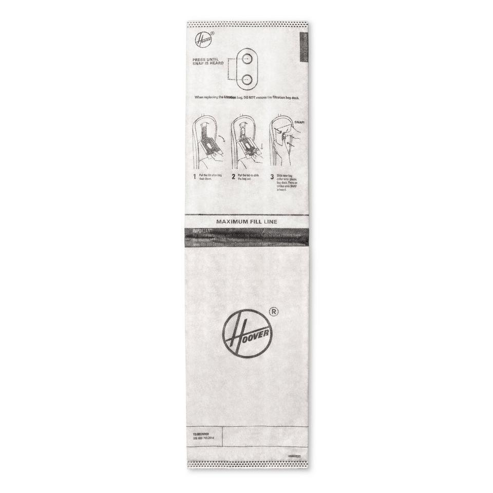 ONEPWR HEPA Replacement Bags - 6pk - AH15600