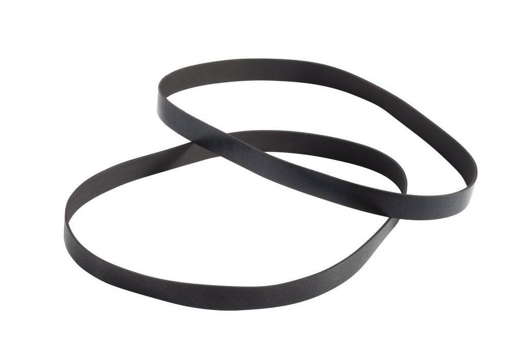 Flat Non-Stretch Belt - 2 Pack for Select Hoover Bagless Uprights with On/Off Brushroll Pedal1