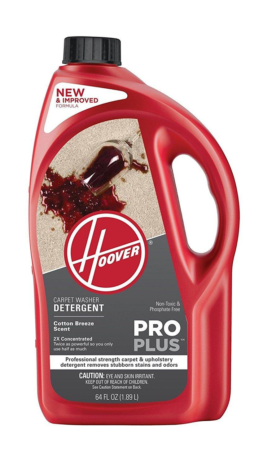 ProPlus Professional Strength Carpet & Upholstery Solution, 64 oz.