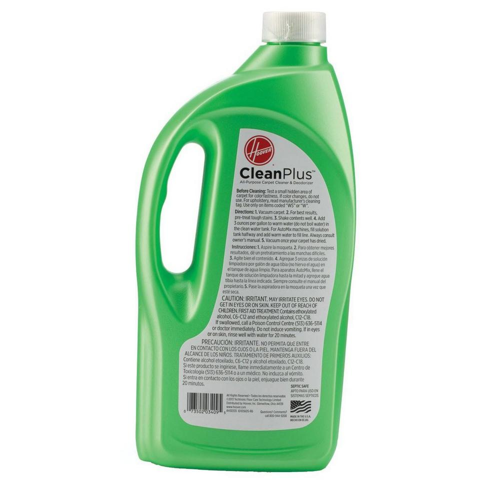 32 oz. Cleanplus 2X Carpet Cleaner And Deodorizer - AH30335