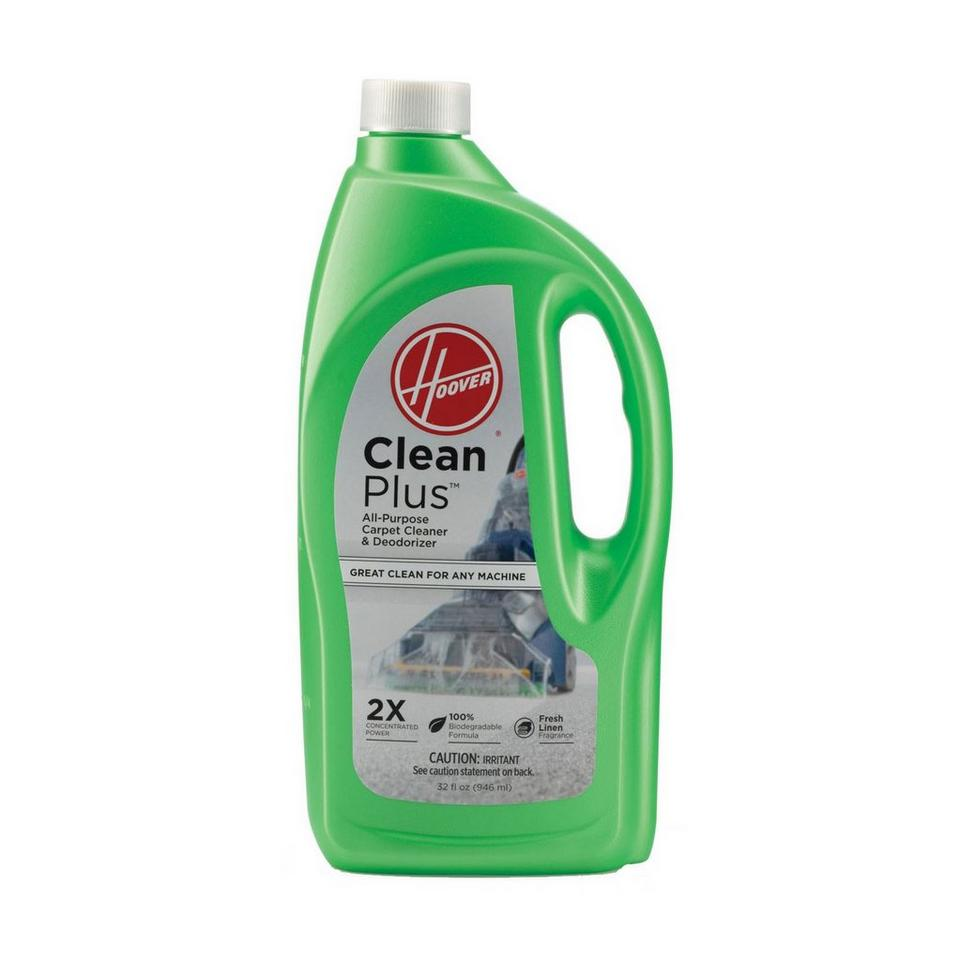cleanplus 2x carpet cleaner and deodorizer ah30335
